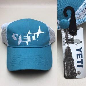 YETI Tarpon Unisex Trucker Hat NWT